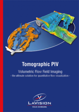 Tomographic PIV
