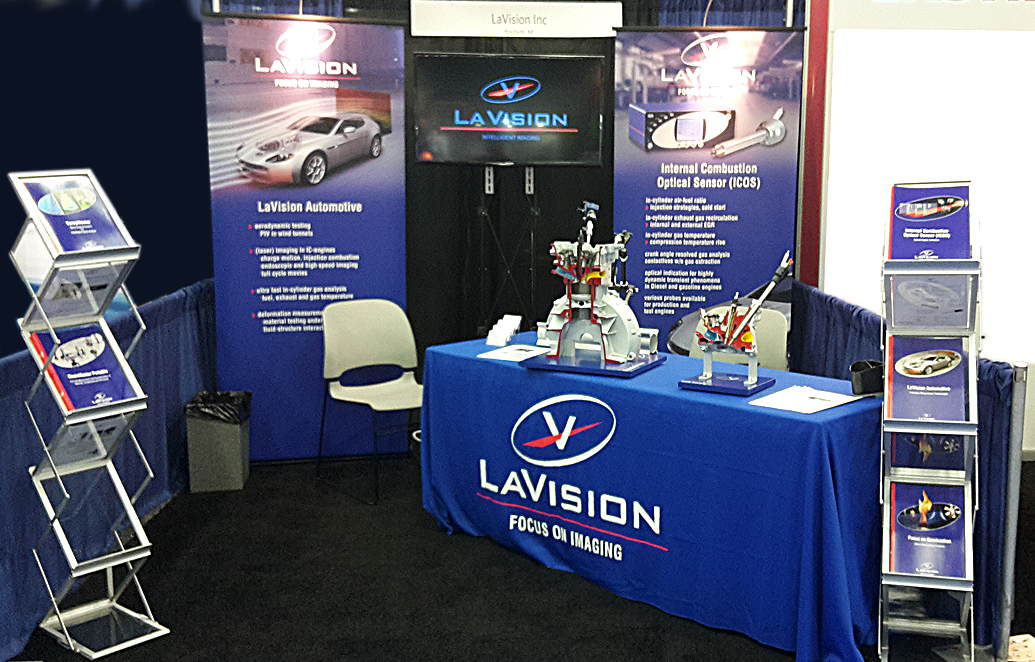 Sae World Congress >> Lavision Is Presenting The Latest Innovations In Optical Measurement